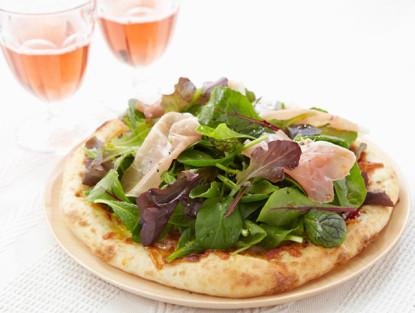 サラダPizza